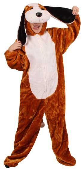 Druppie De Hond Kind Kind Kostuum