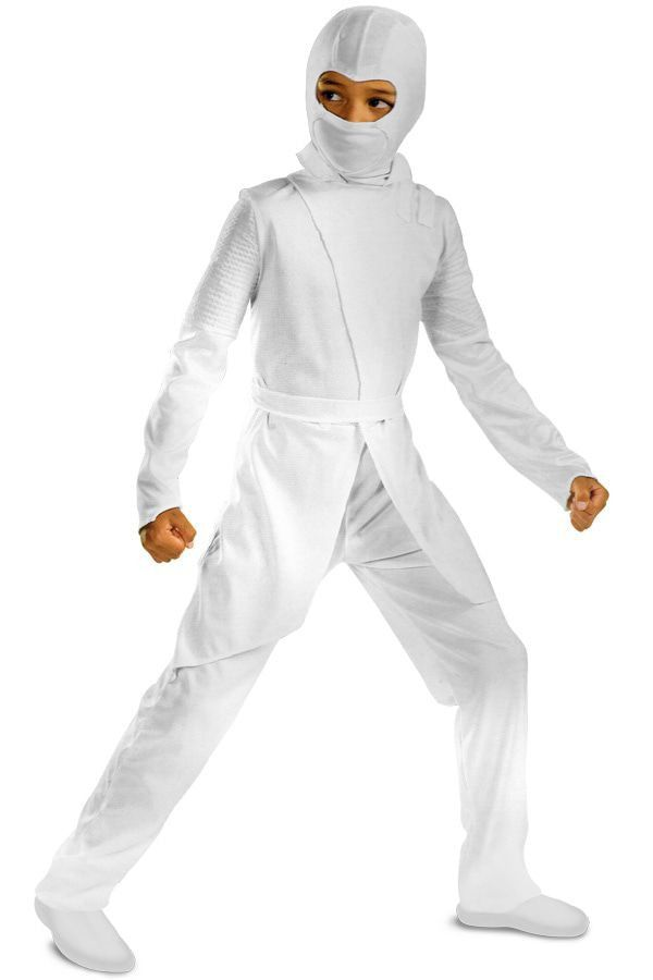 G.i. Joe Storm Shadow The Rise Of Cobra Jongen Kostuum