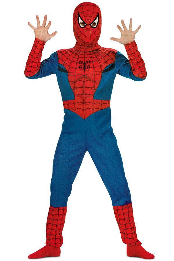 Spiderman De Redder Kostuum Jongen