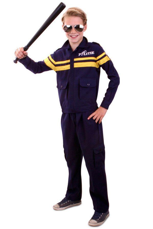Nederlandse Politie Agent Kostuum Jongen