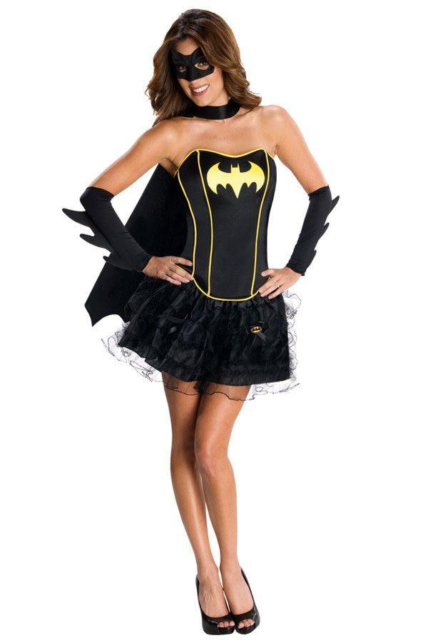 Batgirl Korset Jurk Vrouw