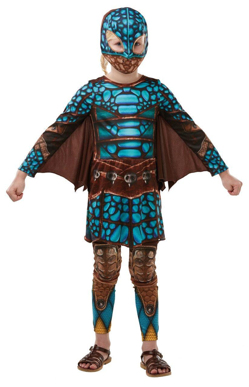 Astrid Drakenstrijder Meisje Kostuum