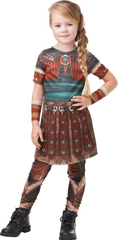 Astrid Temt Alle Draken Meisje Kostuum