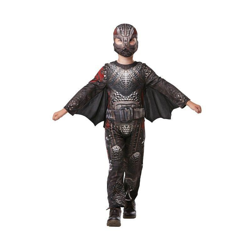 Hiccup Klaar Voor De Strijd Der Strijders Kind Kostuum