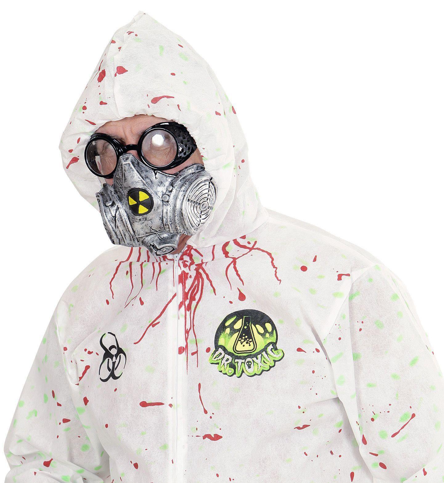 Biohazard Latex Gasmasker