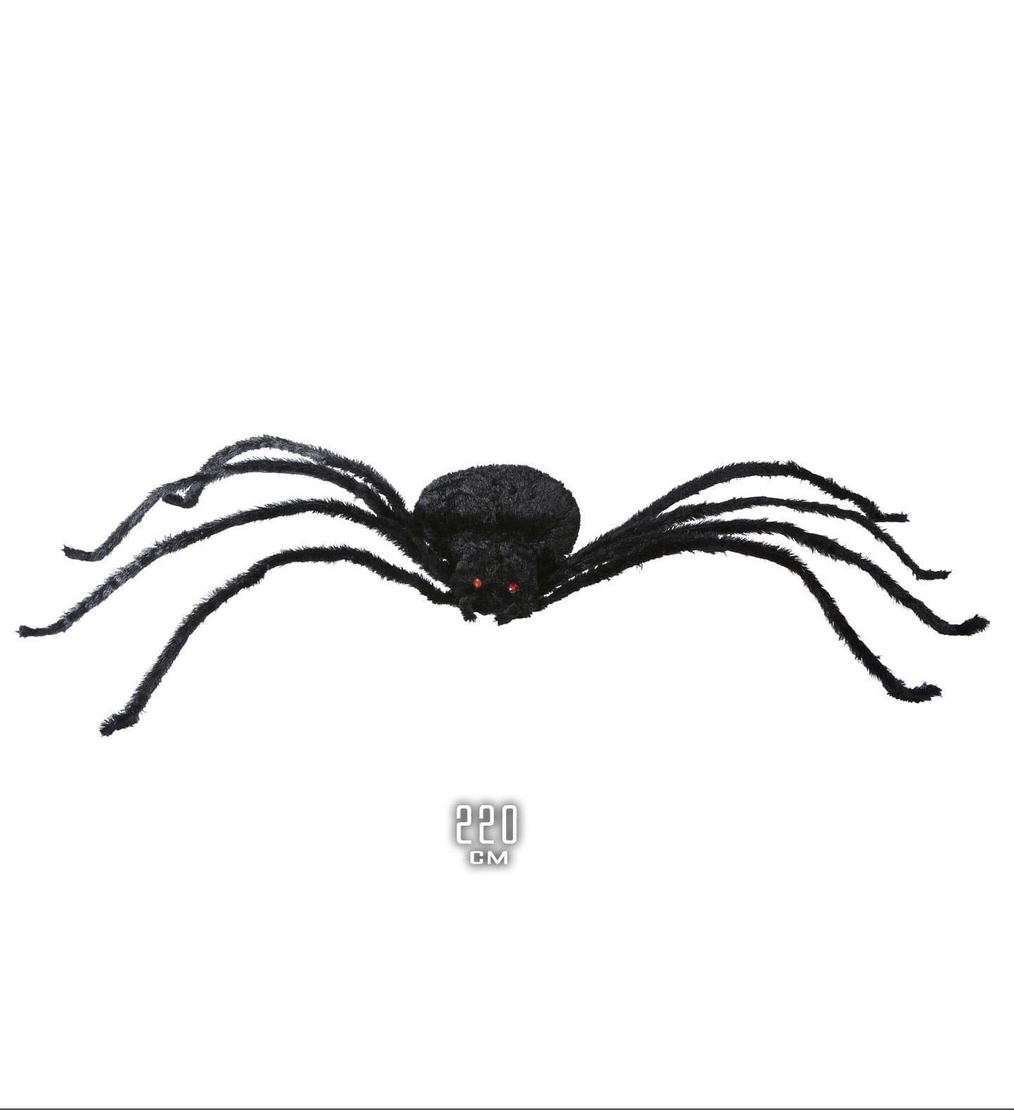 Akelige Gigantische Buigbare Spin, 220 Centimeter