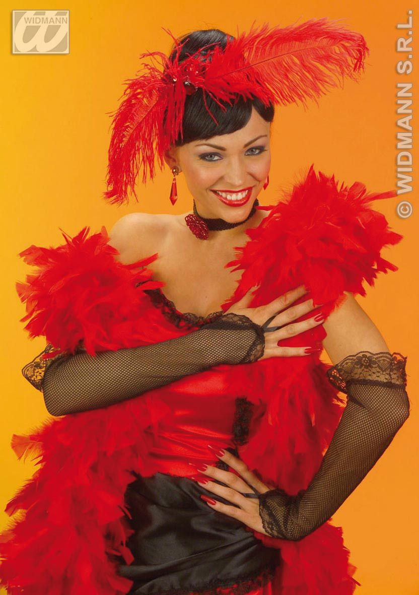 Handschoenen Saloon Dame, Zwart