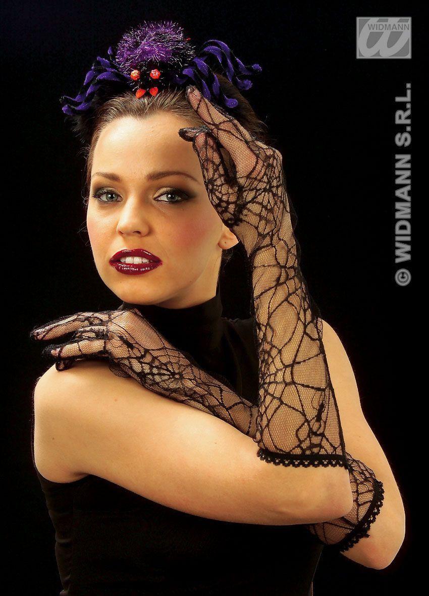 Handschoenen Spinneweb