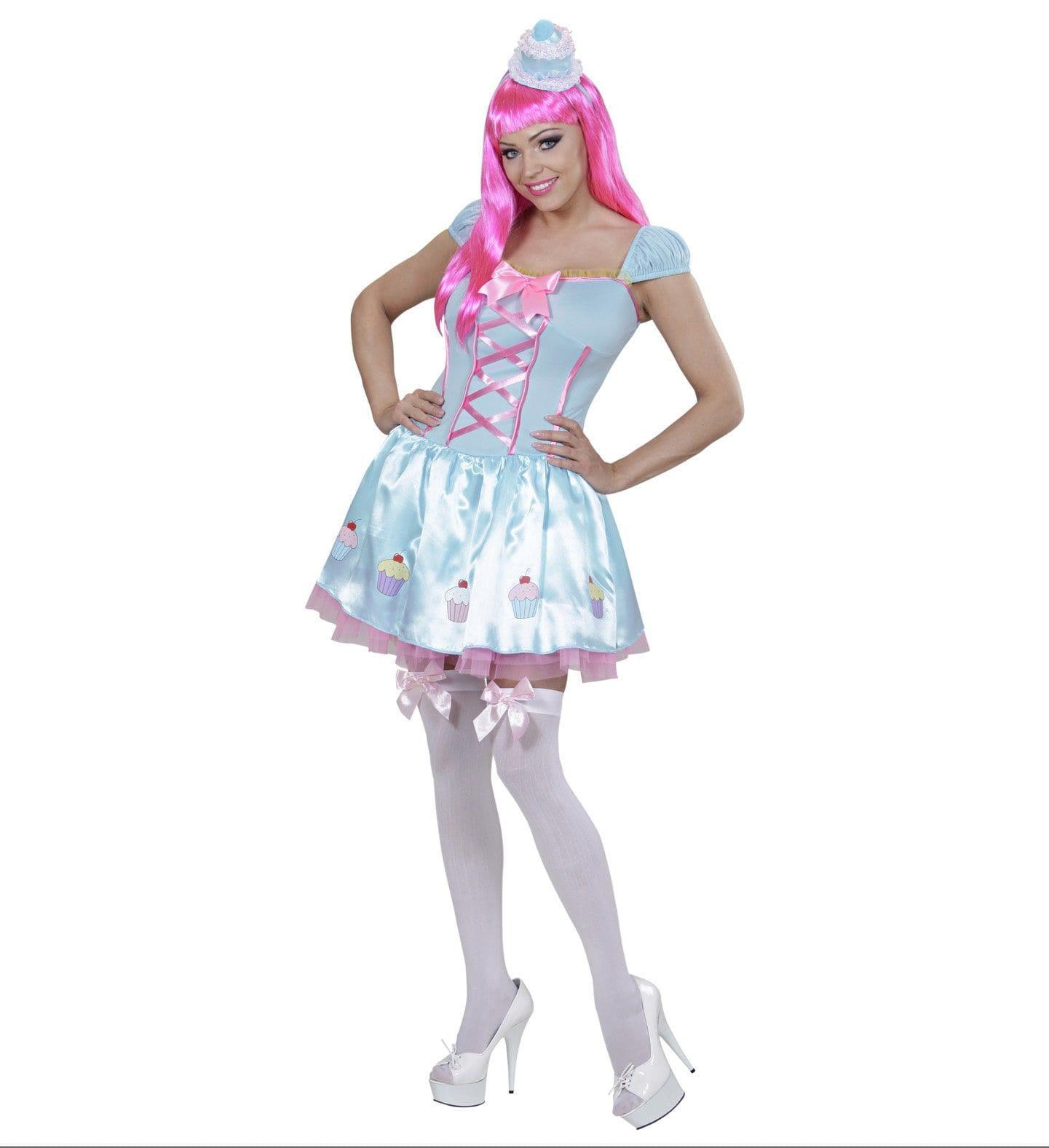 Snoep Meisje Sweety Pie Vrouw Kostuum