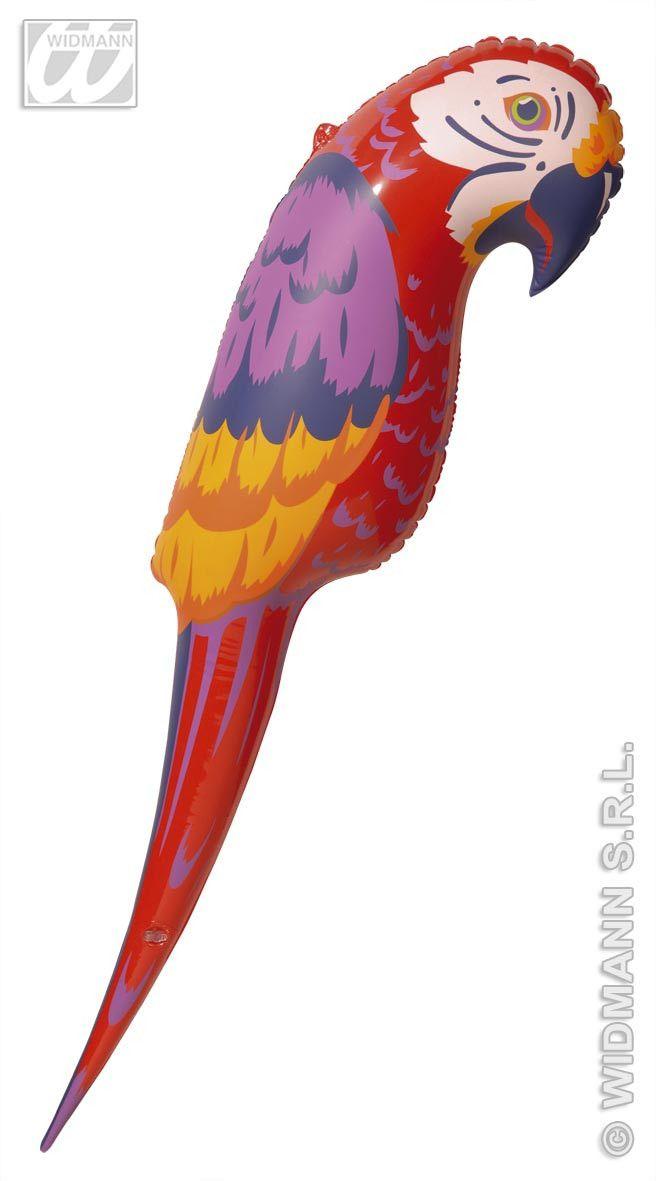 Opblaasbare Papegaai