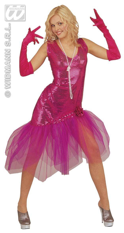 Sissy Miss Madonna Kostuum Vrouw