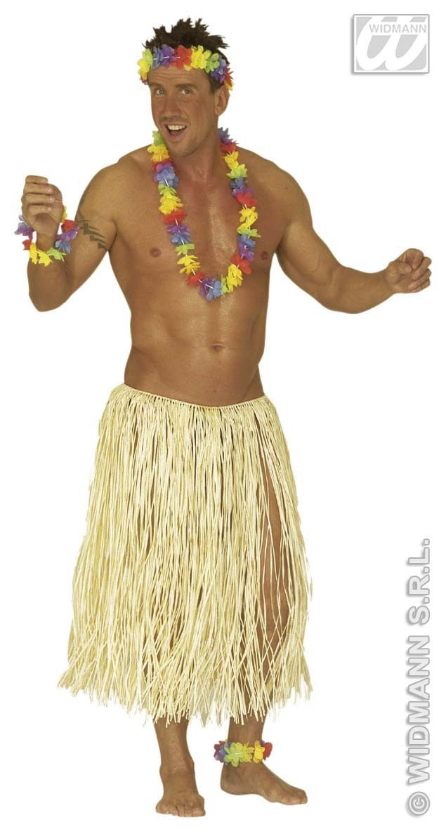 Hawaiirokje Naturel