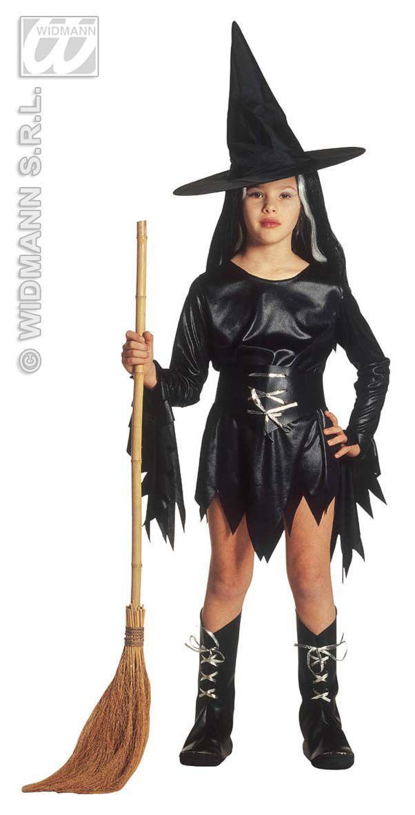 Dark Spicy Witch, Kind Kostuum Meisje