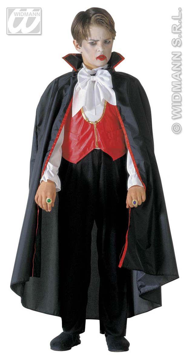 Kleine Dracula Little Count Kostuum Jongen