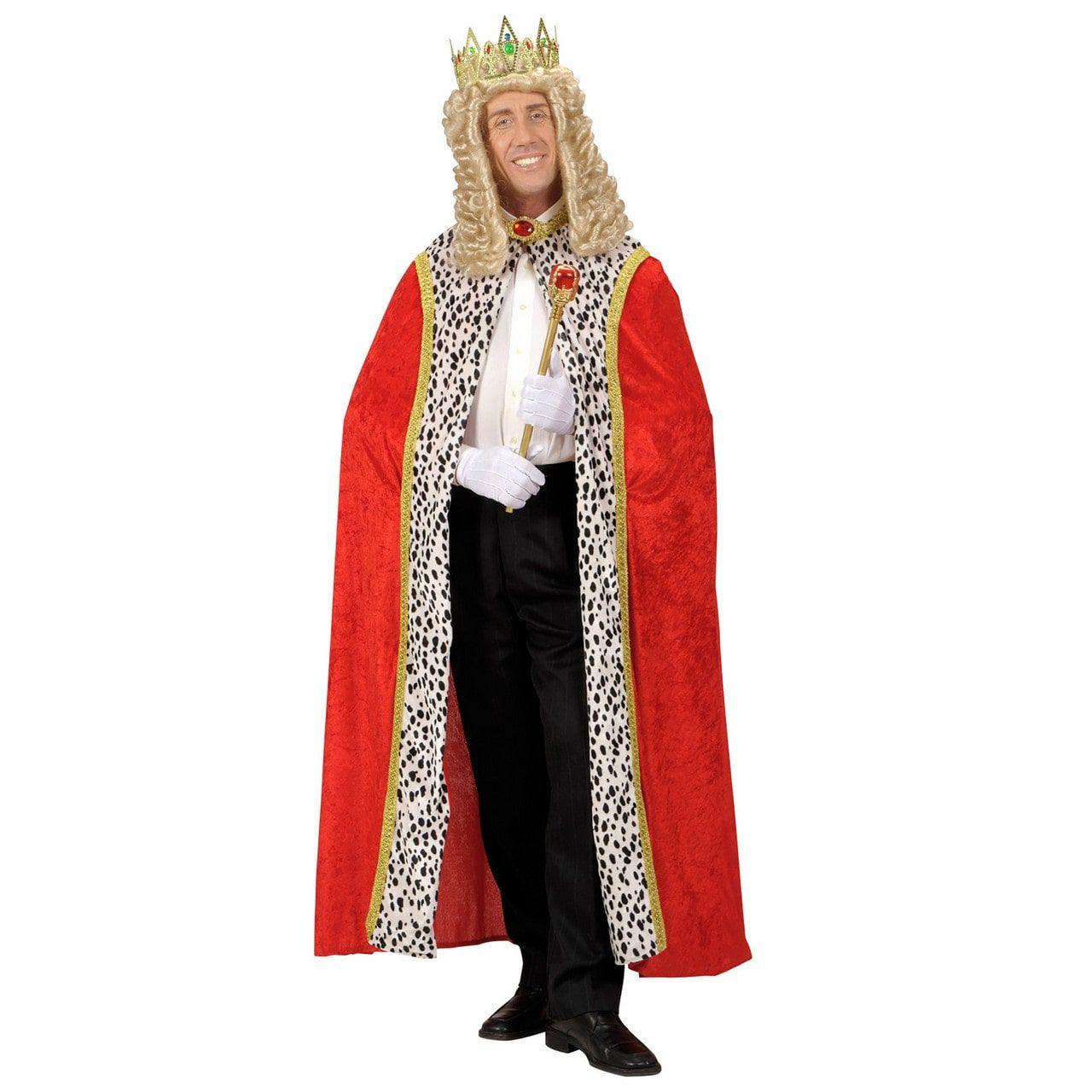 Cape Royalty Ms Merlin Kostuum Man