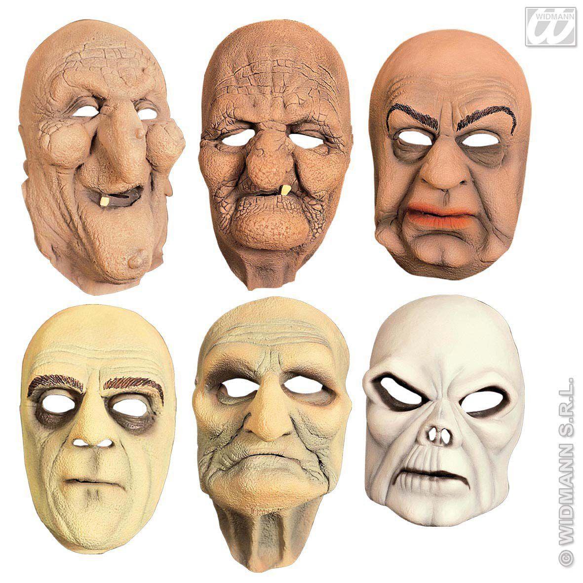 Halfgezicht Masker