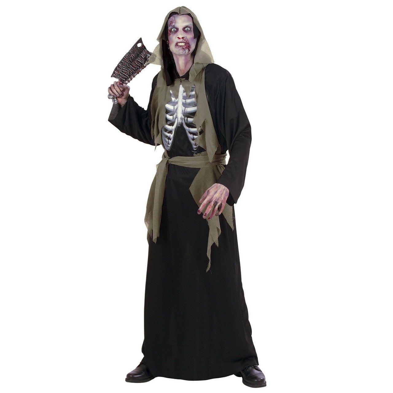 Butcher Zombie Kostuum Man