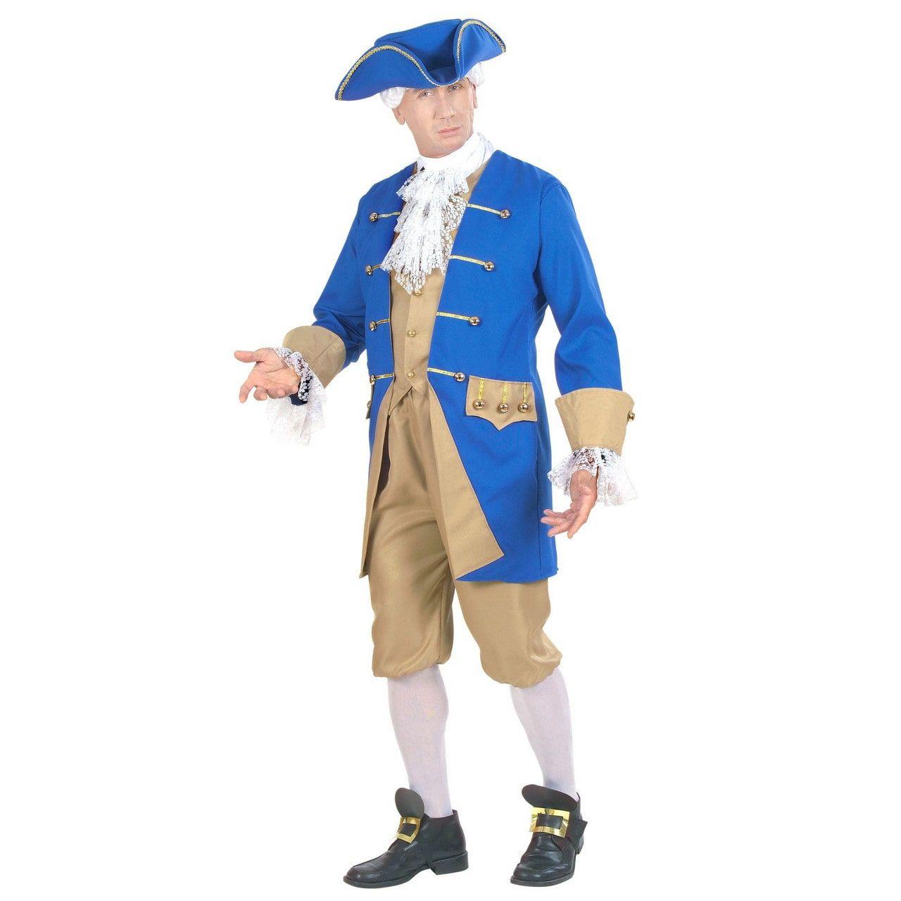 Koloniale Man Sir Brittania Kostuum