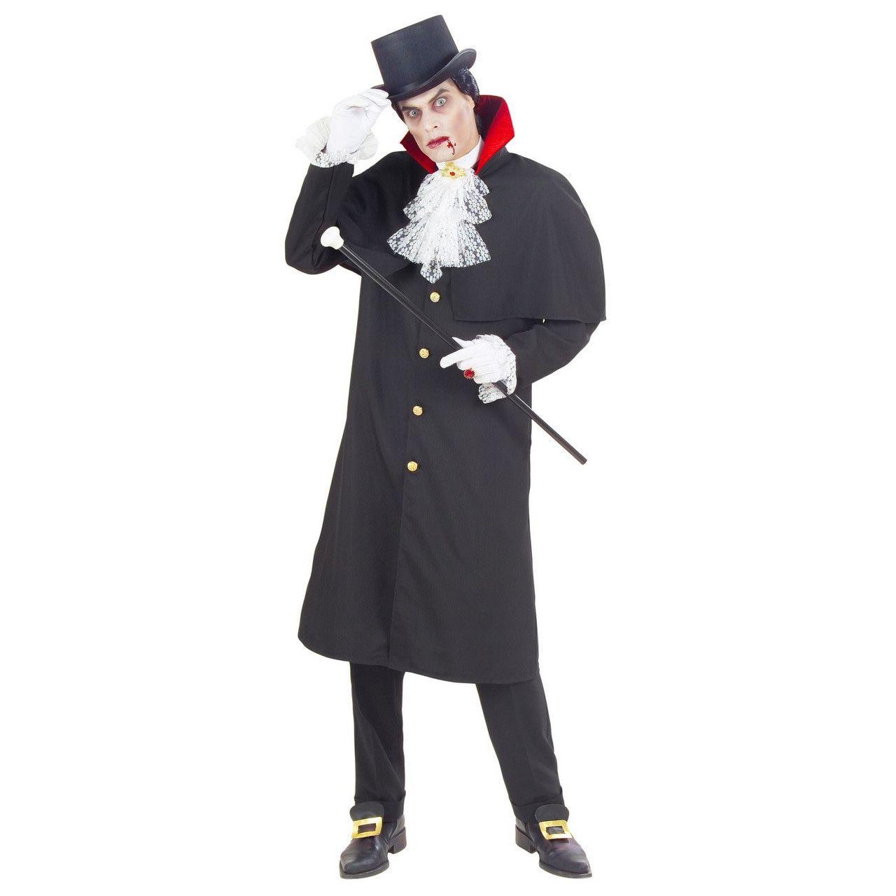 Traditionele Graaf Dracula Kostuum Man