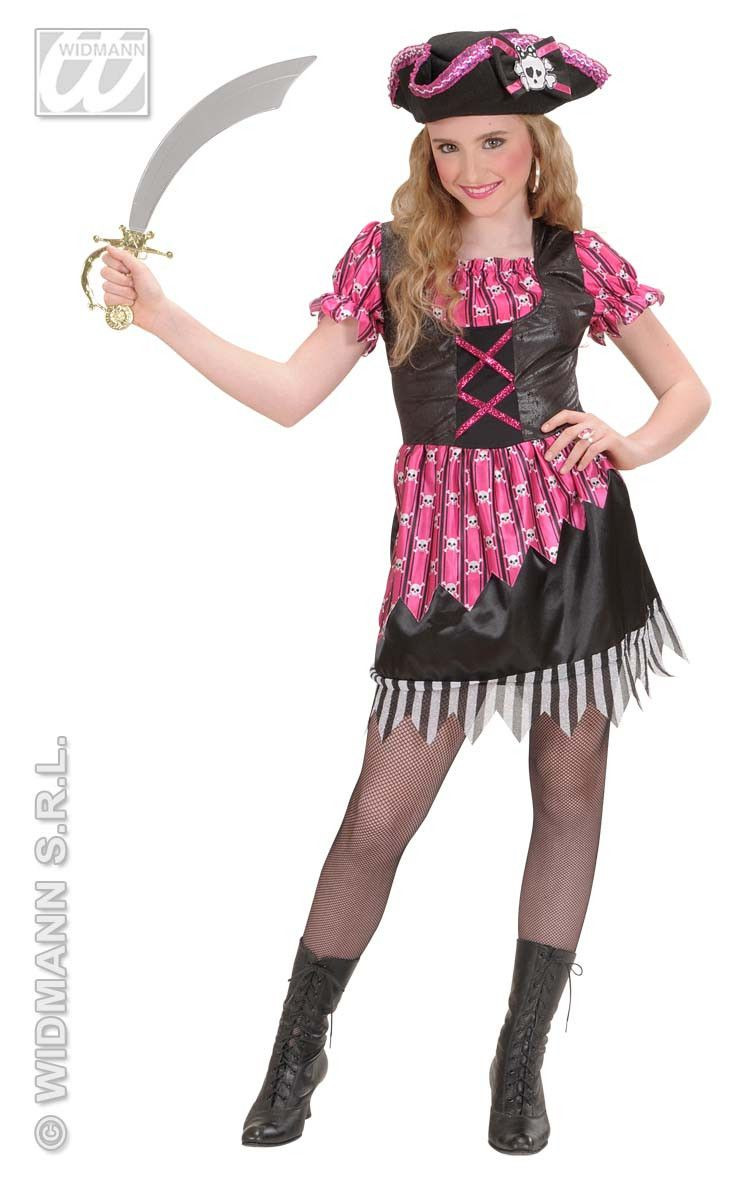 Boekanier Meisje Schattige Rover Kostuum