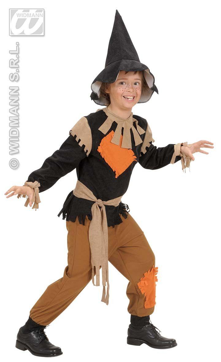 Johnie De Vogelverschrikker Kind Kostuum Jongen