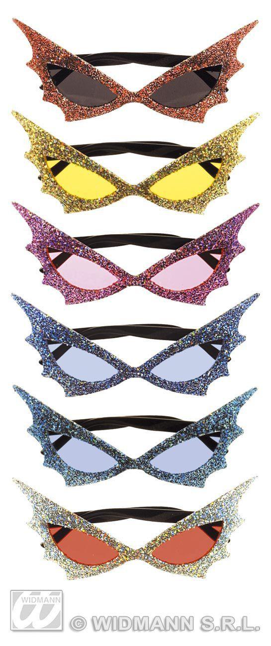 Bril, Glitter Batwoman