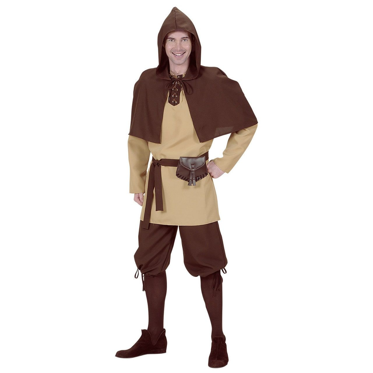 Arme Landsknecht Kostuum Man