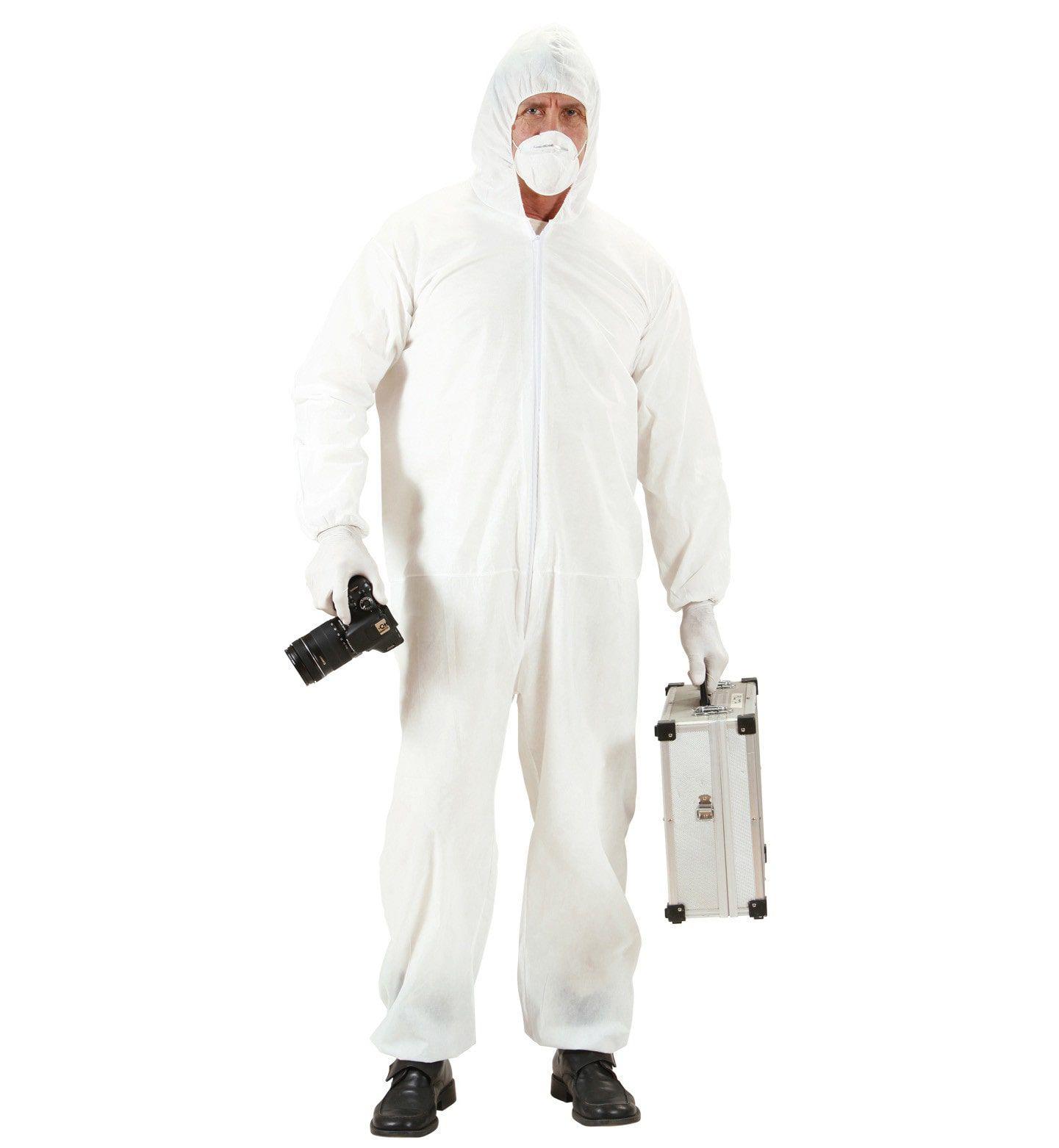 Csi Plaats Delict Onderzoeker Kostuum Man