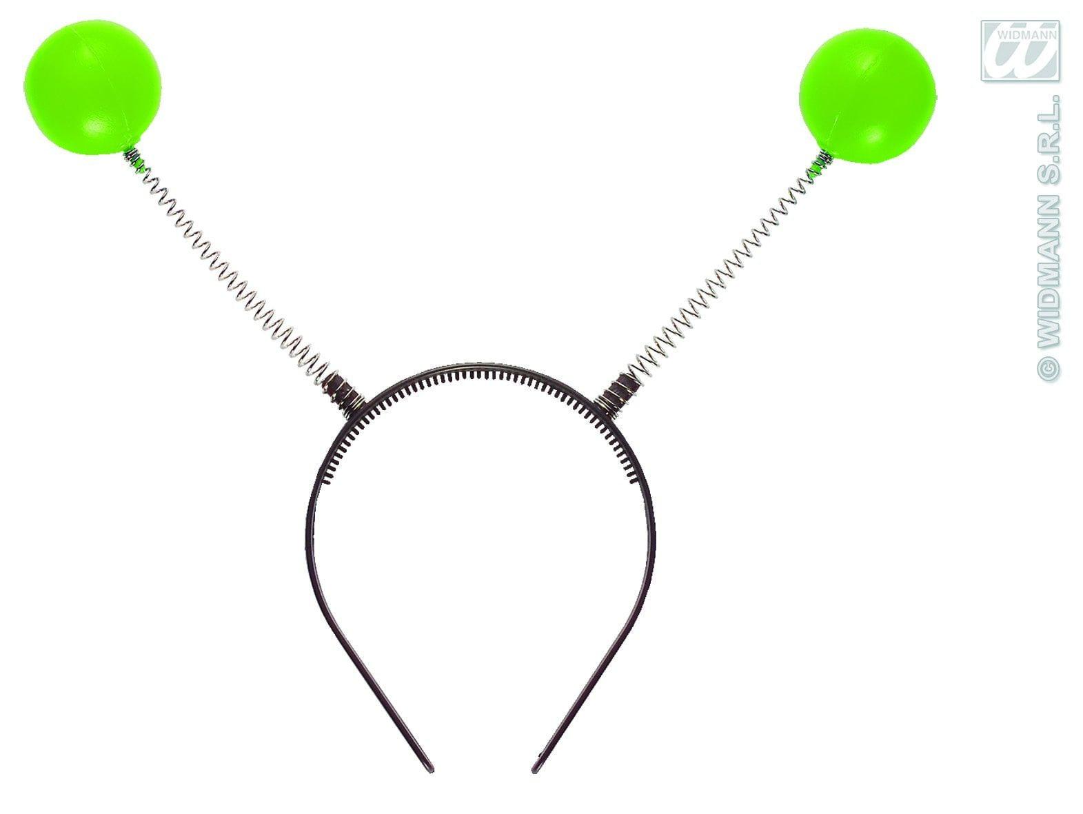 Hoofdband Met Groene Antennes