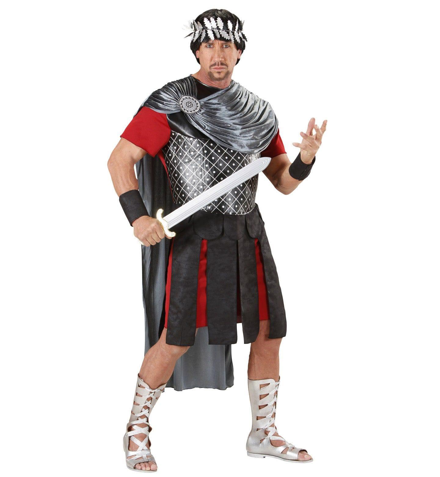 Romeinse Heerser Veni Vidi Vici Man Kostuum