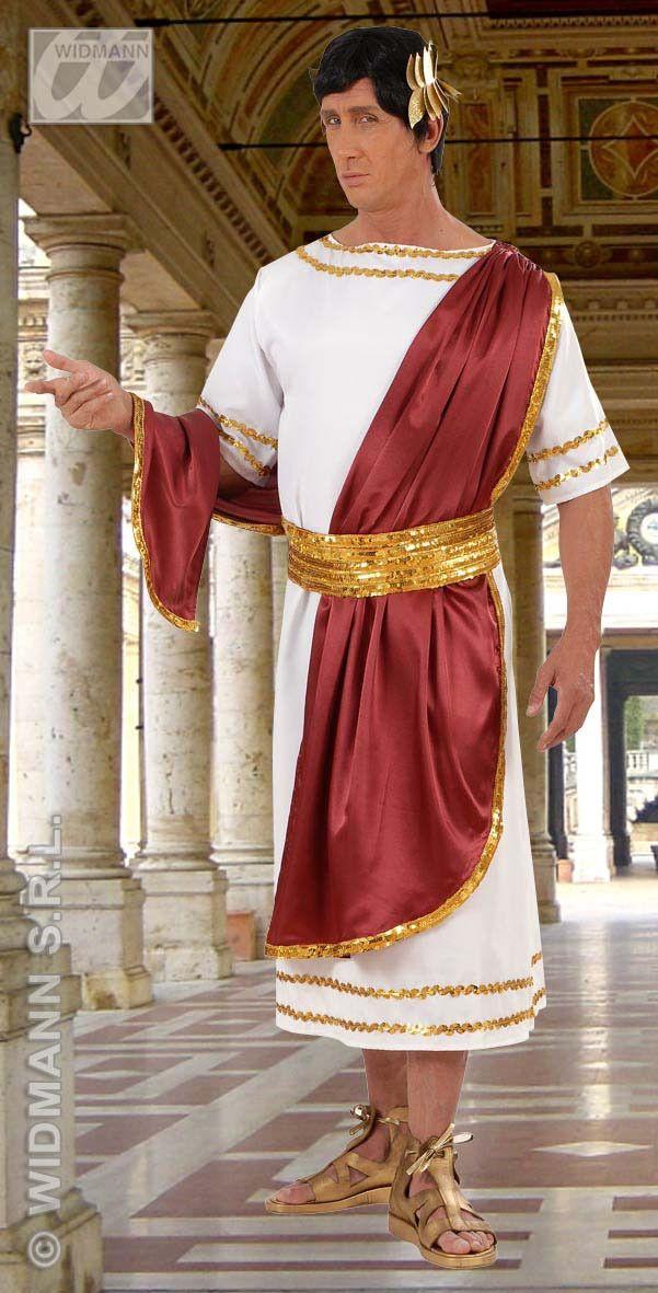 Keizer Julius Caesar Kostuum Man