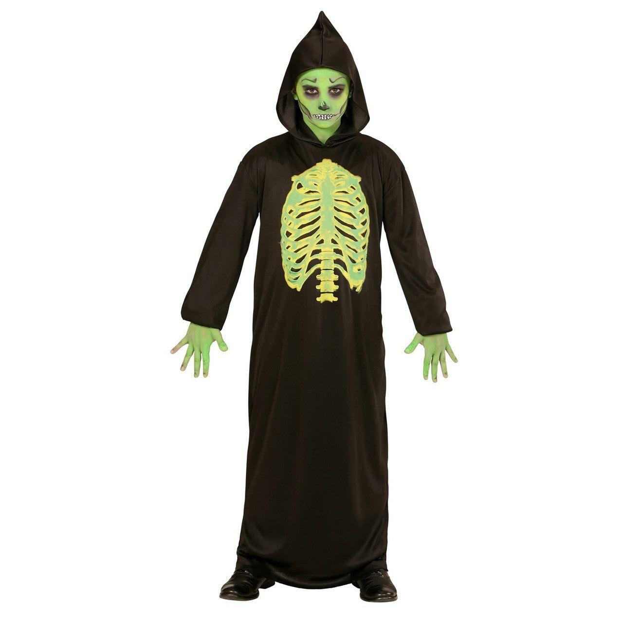 Giftige Magere Hein Biohazard Jongen Kostuum