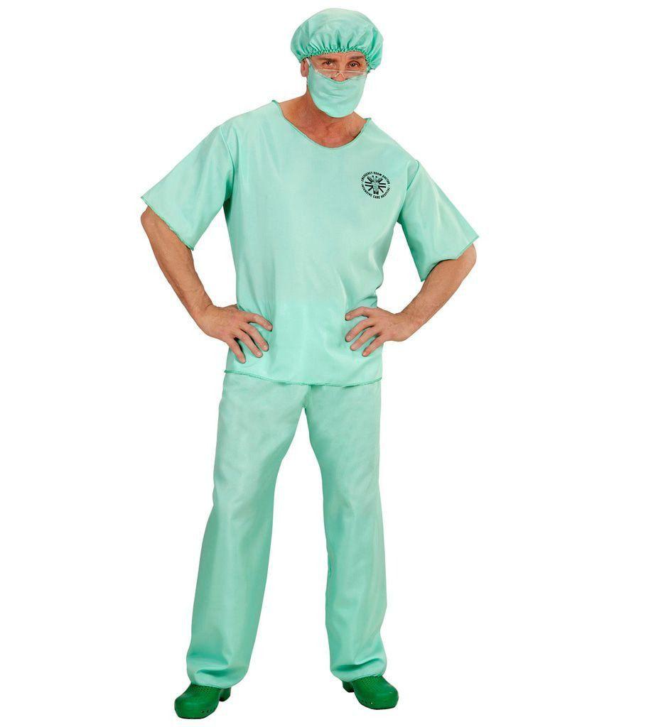 Nederlandse Chirurg Spoedeisende Hulp Man Kostuum