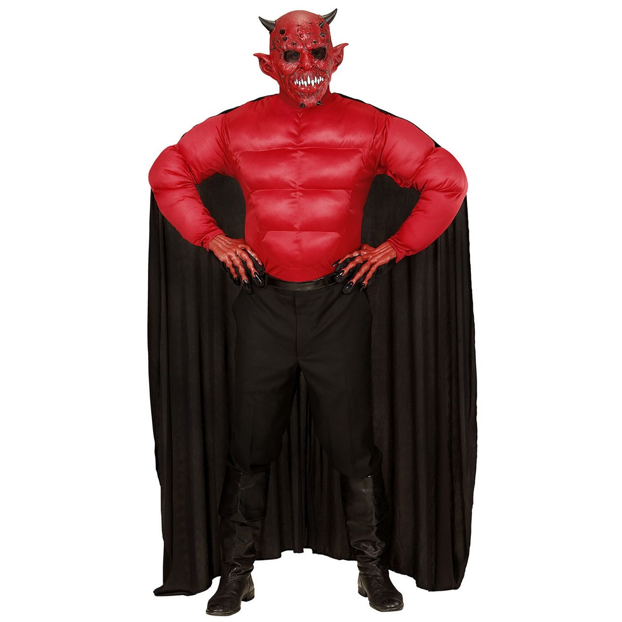 Super Duivel Red Devil Kostuum
