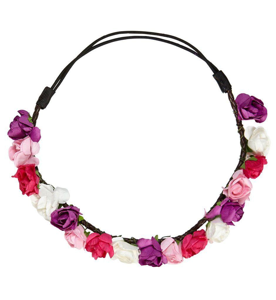 Hawaiaanse Hippie Bloemenkroon