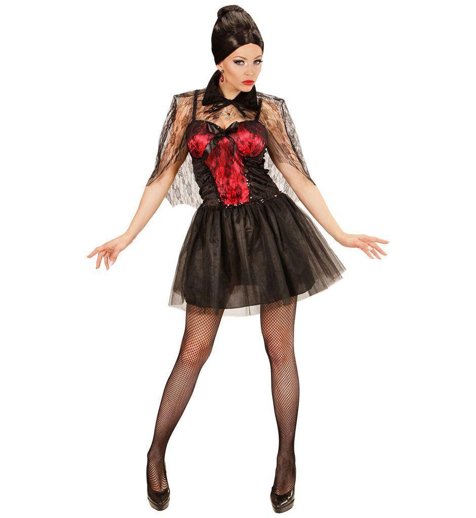 Roaring Vampier Vrouw Kostuum