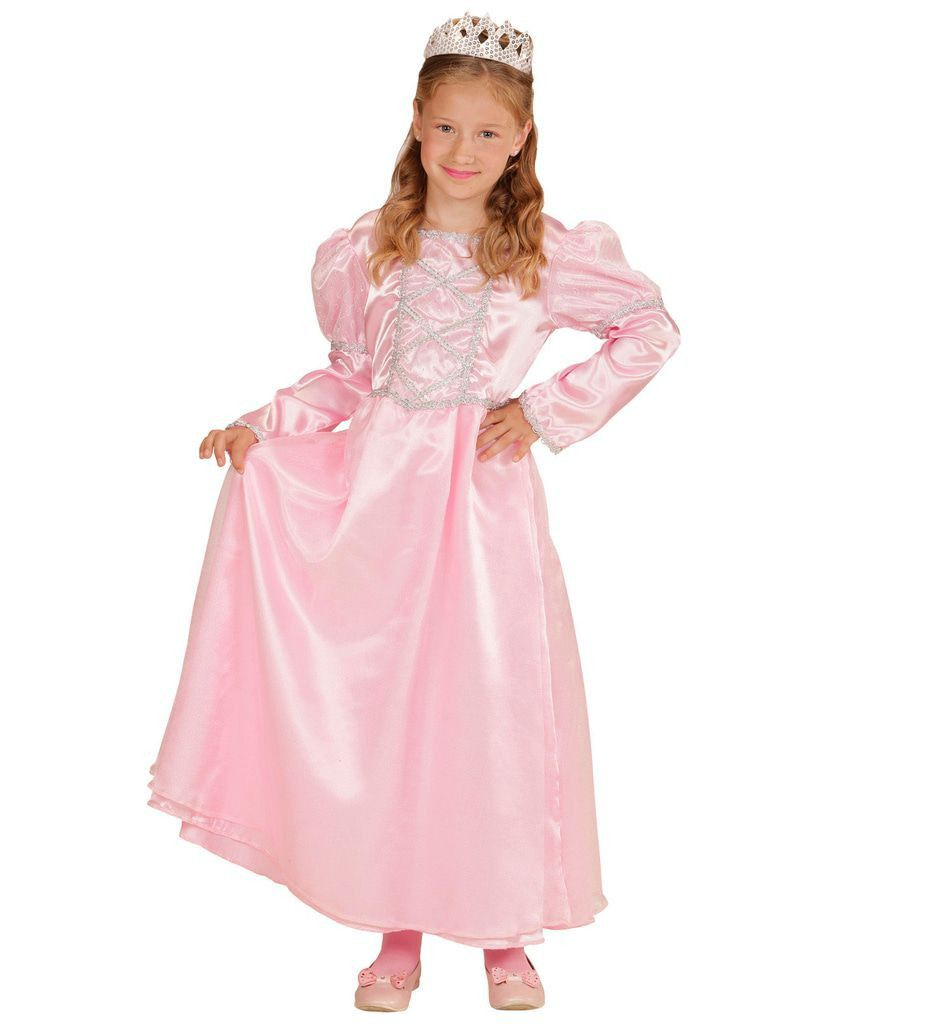 Papas Prinses Meisje Kostuum