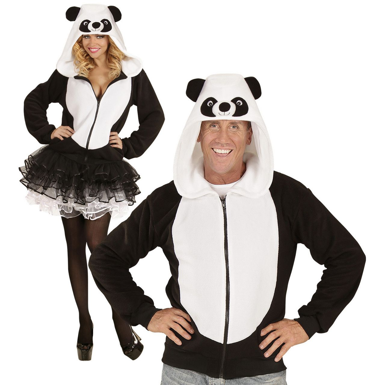 Cute Hoodie, Panda Kostuum