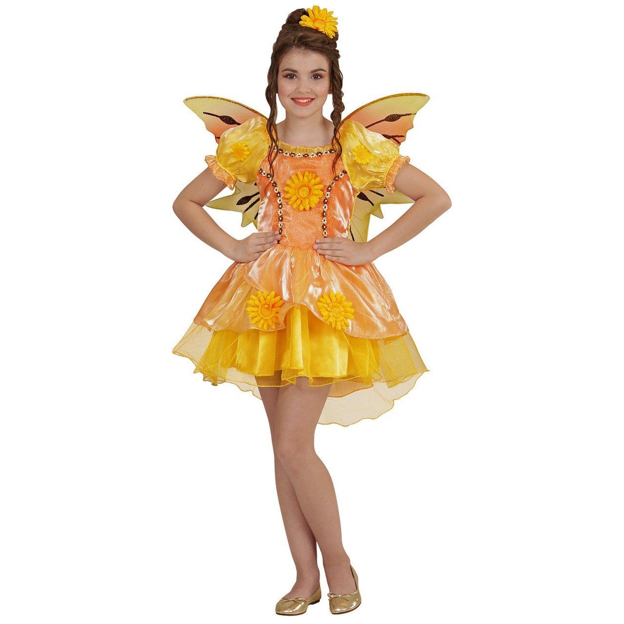 Mini Zomer Fee Meisje Kostuum