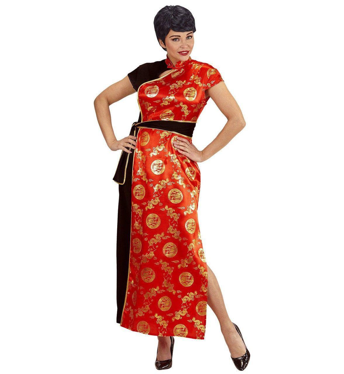 China Girl Foek Mi Vrouw Kostuum