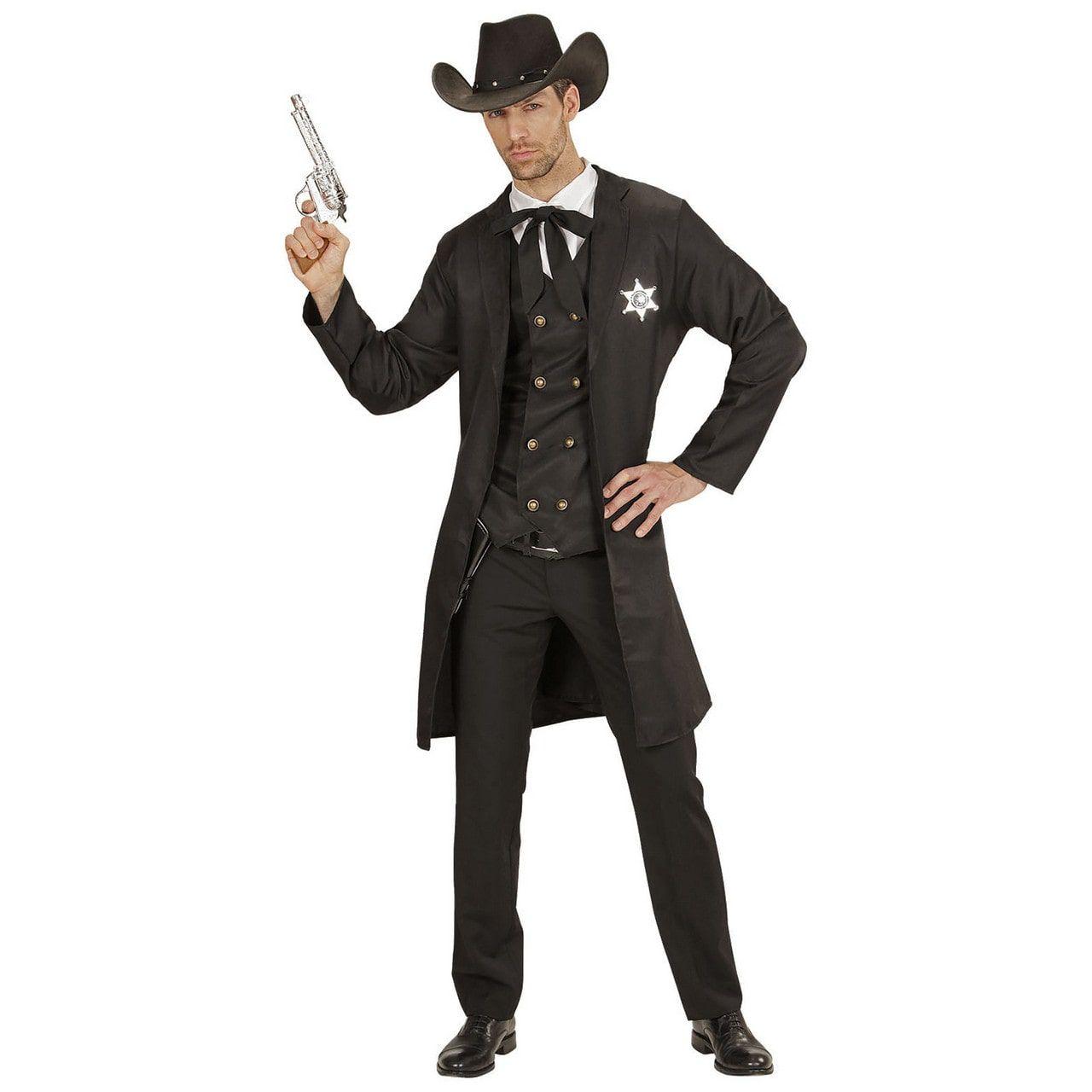 Sheriff Stijlicoon Man Kostuum