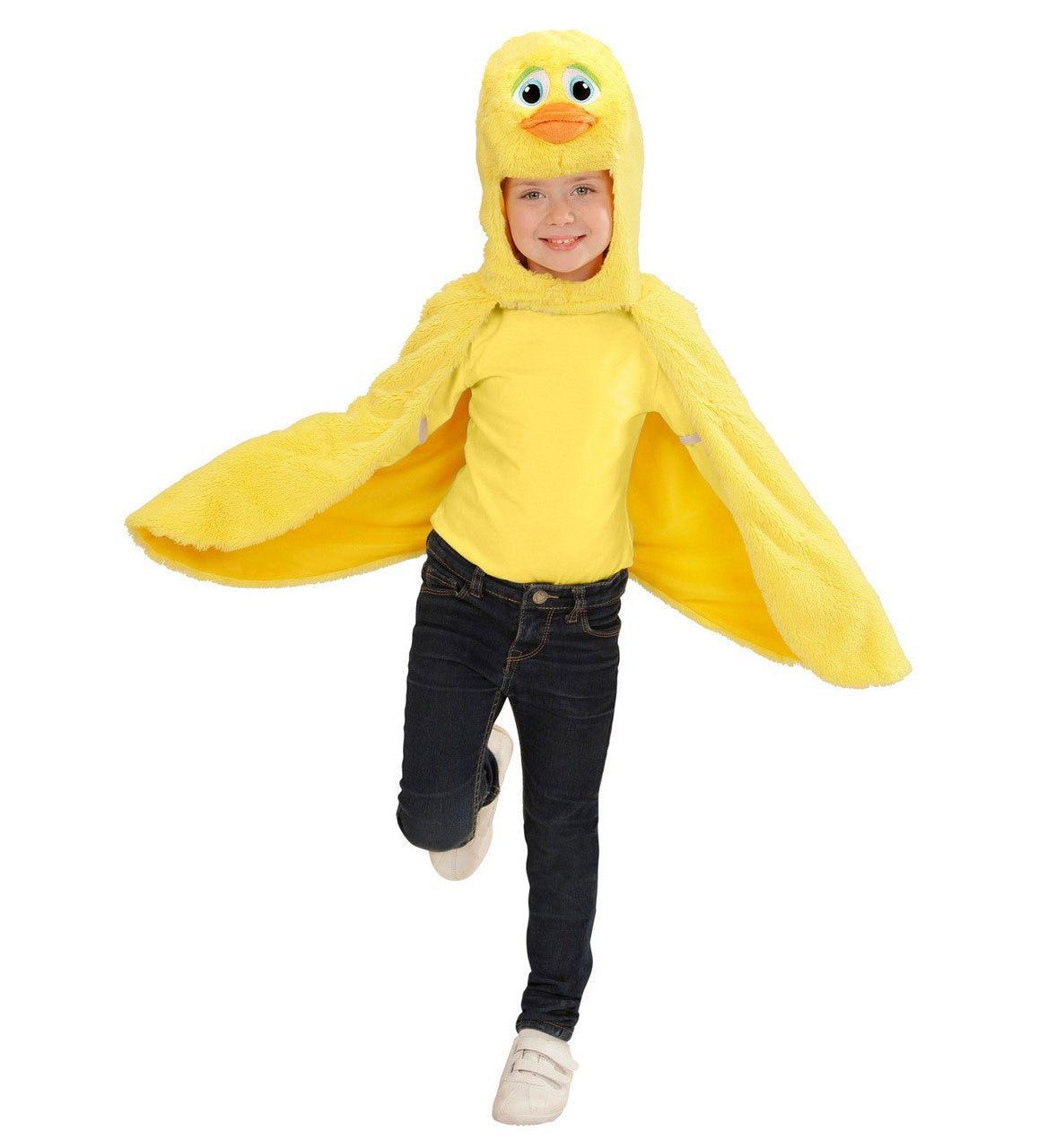 Pluche Gele Eend Kind