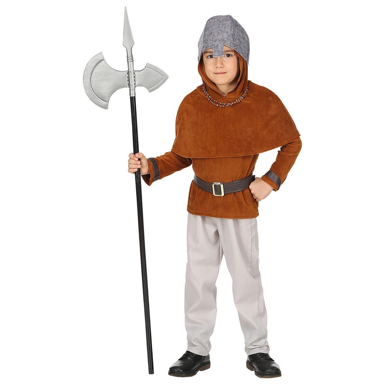 Dappere Ridder Uit De Middeleeuwen Floris Jongen Kostuum