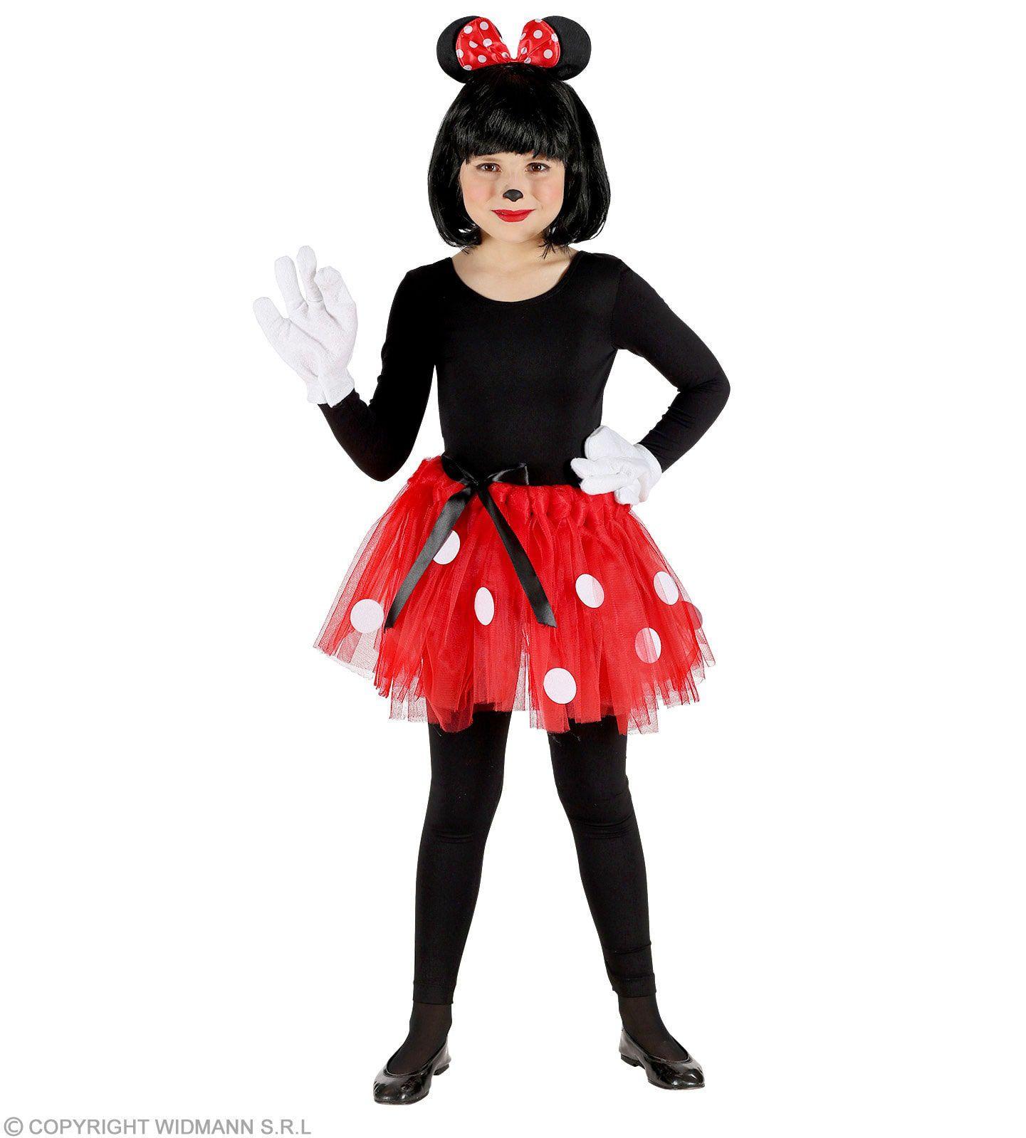 Minnie De Vriendin Van Mickey Muis Meisje