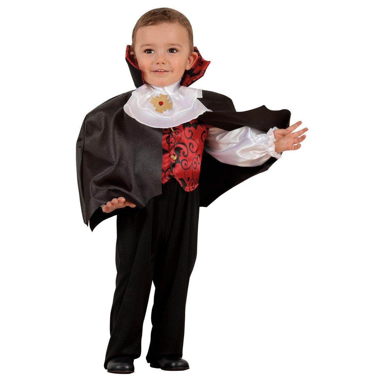 Kleine Doorbijter Vampier Jongen Kostuum