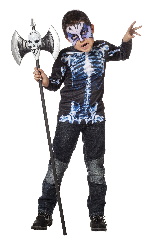 Shirt Skelet Rontgen Jongen