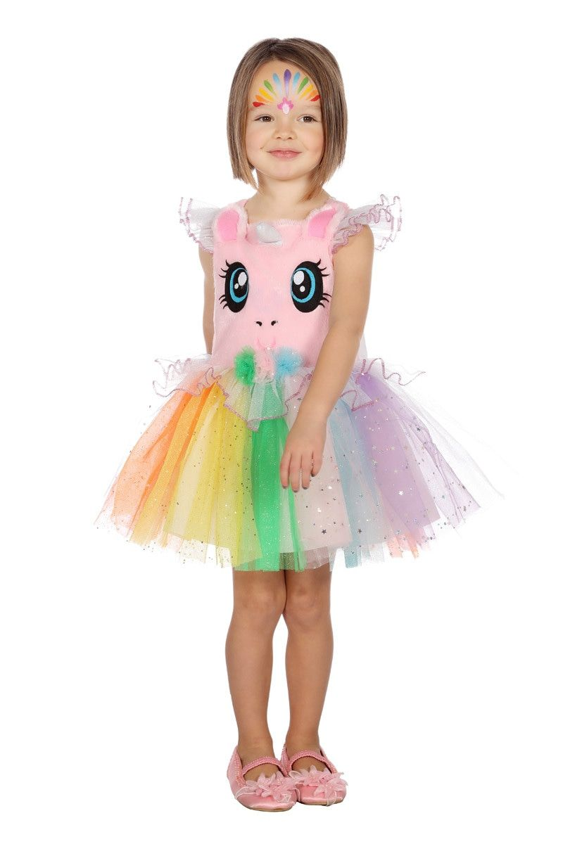 Fantasie Droom Eenhoorn Meisje Kostuum