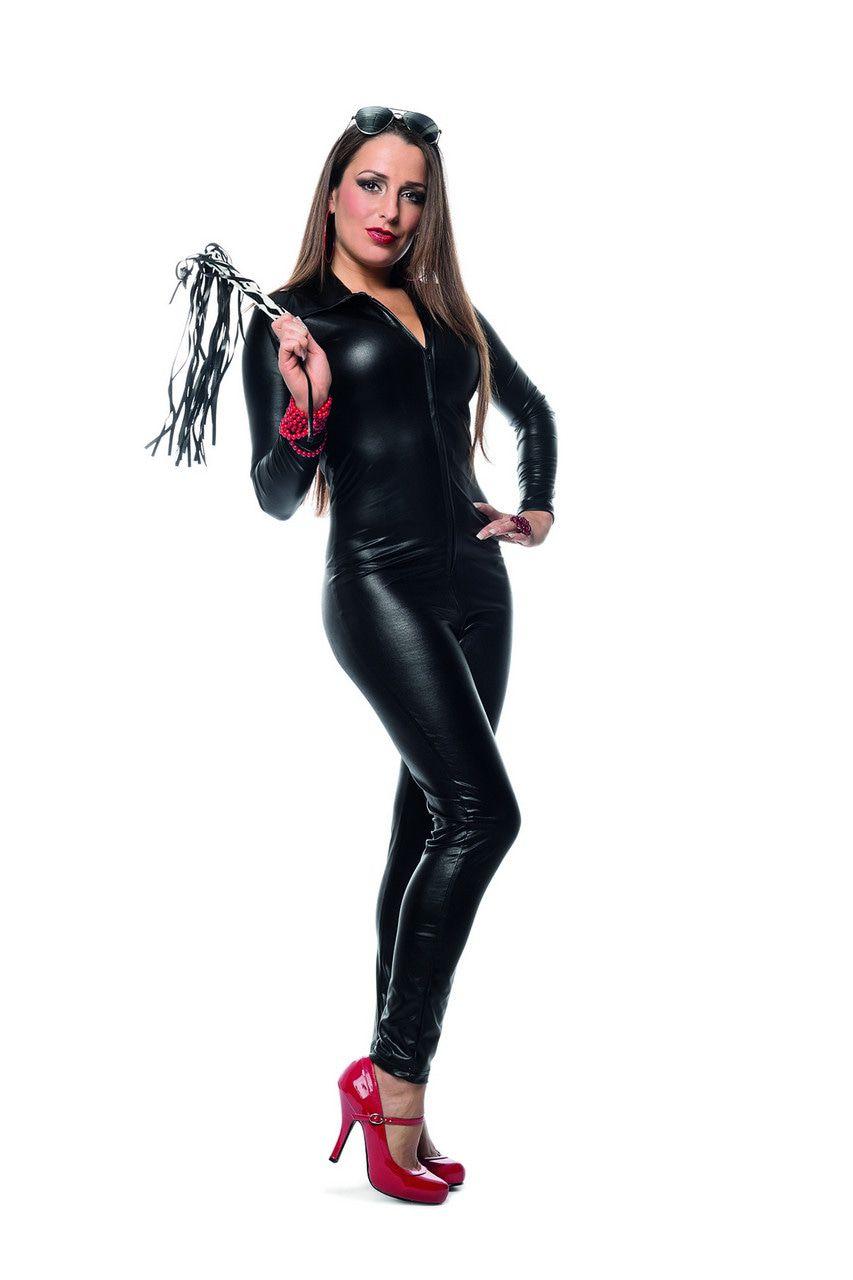 Knap En Krap Catsuit Vrouw Kostuum