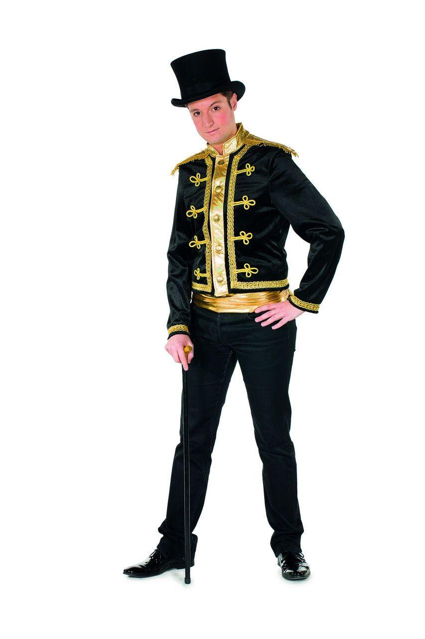 Jas Uniform Leger Administrateur Man