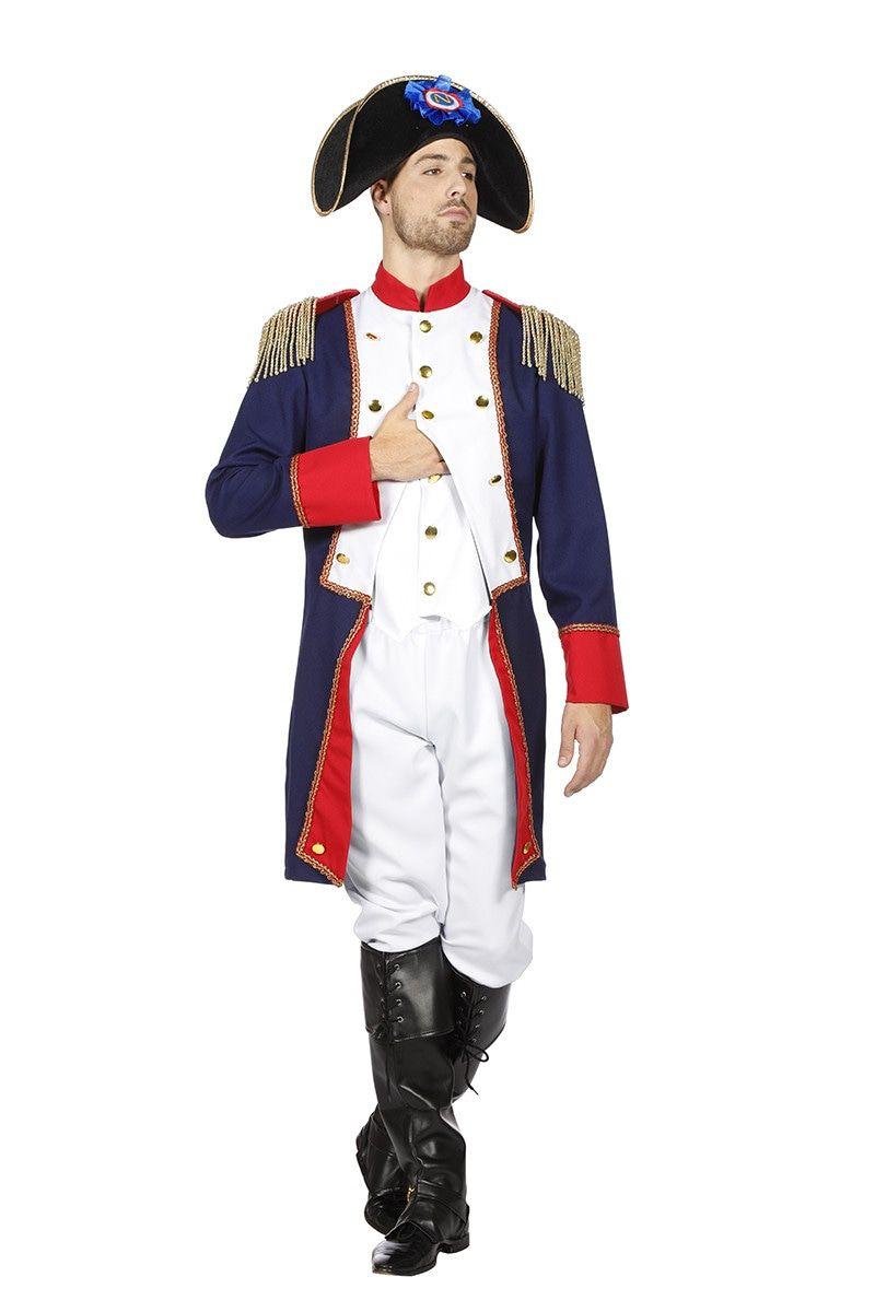 Napoleon De Kleine Generaal Man Kostuum